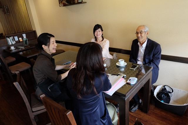BONOcafeいばジャル座談会3DSCF0266