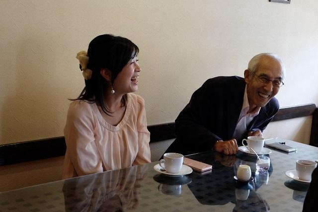 BONOcafeいばジャル座談会筒井さんと西出さんDSCF0236