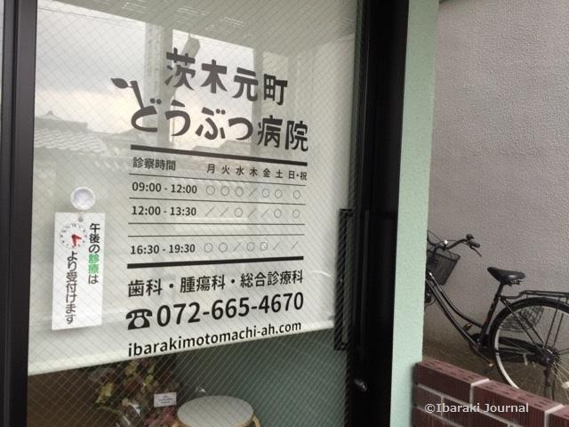 茨木元町どうぶつ病院診療時間IMG_0317