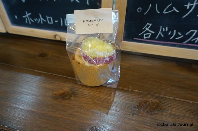enカフェでスイーツフェアのケーキDSC09299