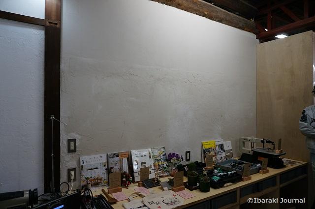リノベ茨木DIY工房の壁