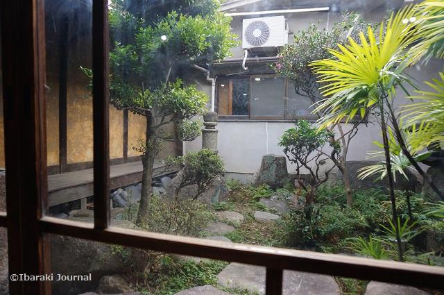 リノベいばらきDIY工房の中庭