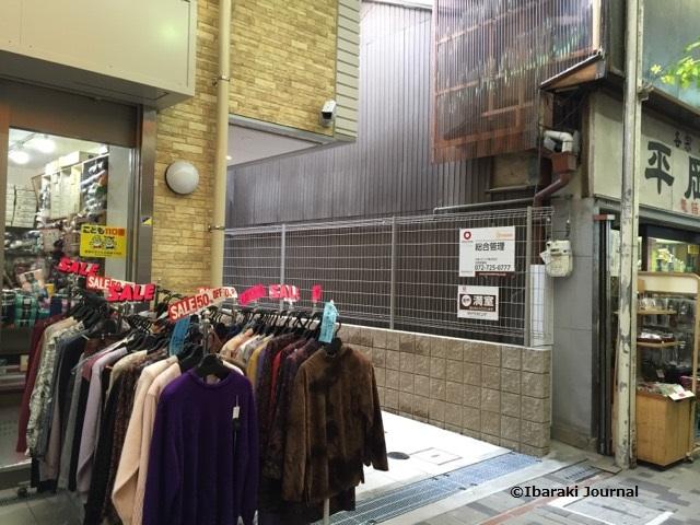 山口紅葉堂さんマンション入り口のところIMG_0139