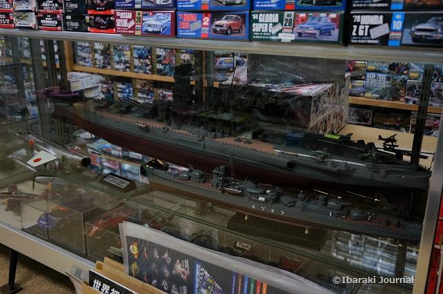 東京堂模型店で戦艦2DSC00792