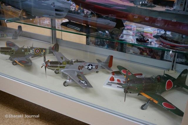 東京堂模型店の模型飛行機3種DSC00795