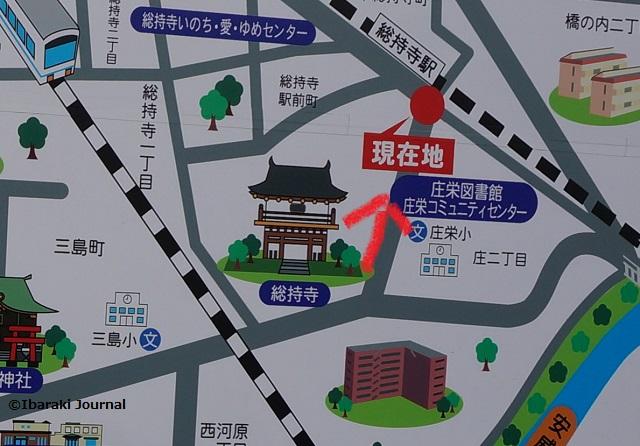 地図阪急のほうを見るDSC01000
