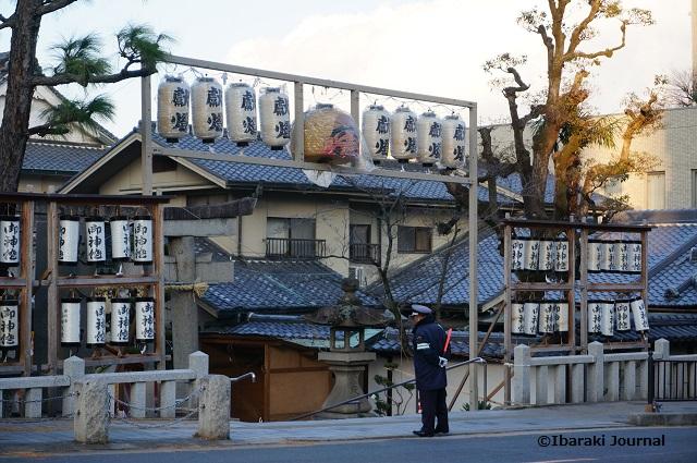 2018年十日戎の茨木神社