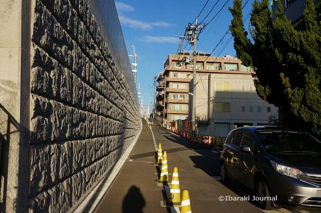 線路側道京都方面DSC00985