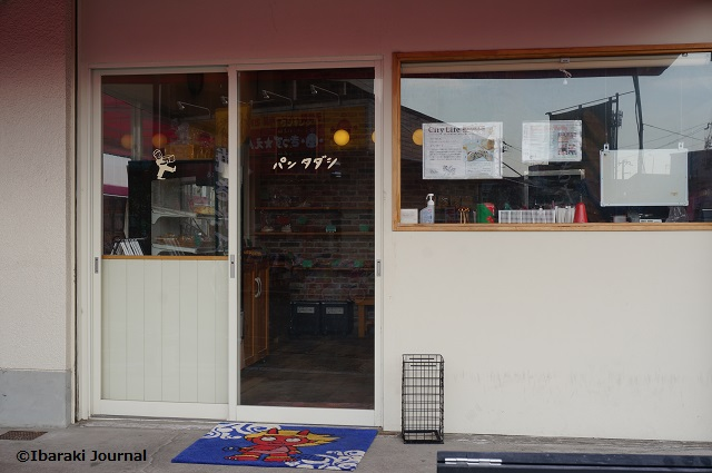 パンタダシ店の入口DSC01223