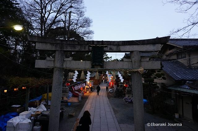 茨木神社1月4日DSC01031