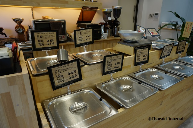 珈琲豆のKASHOの豆販売DSC01205