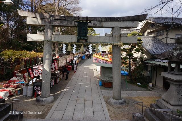 12月30日茨木神社DSC00915