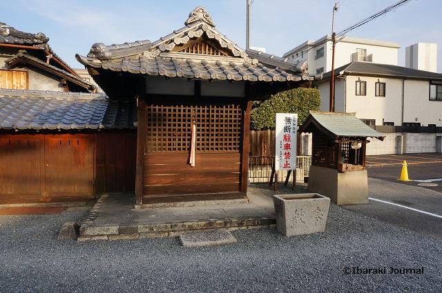 茨木神社御旅所地蔵尊DSC01348