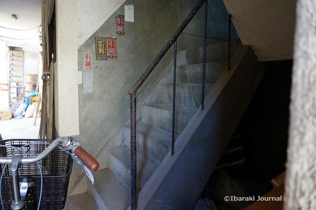 前田文化の階段のところDSC01630