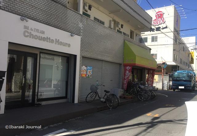 阪急ヘアサロンネイルサロンの店のほうIMG_1805