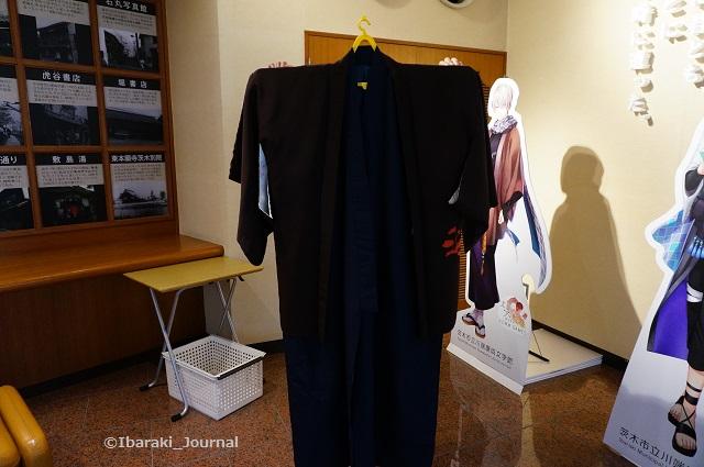 川端康成なりきり康成の衣装DSC02462