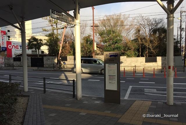 0112JR茨木関空行きバス停IMG_0820