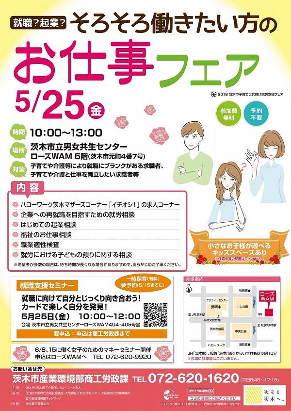 茨木市商工労政イベント