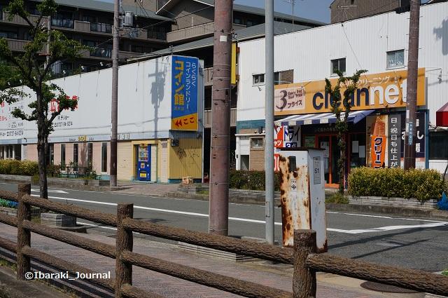 竹橋町車止めより左のほうDSC04510