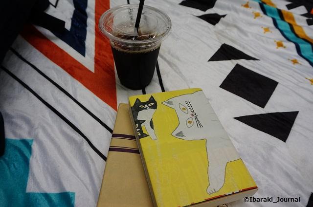 ブックトラベルで読書コーヒーとDSC04701