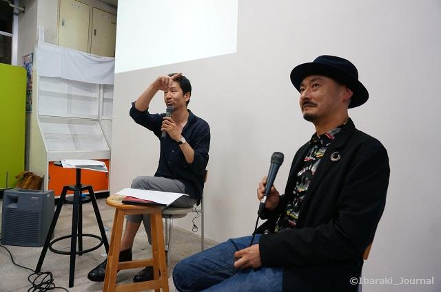 ハブイバラキトークイベント二人DSC04332