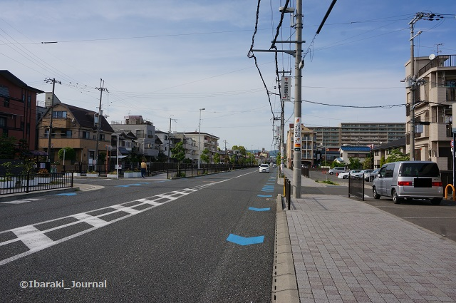 高瀬川通り北方面DSC04129