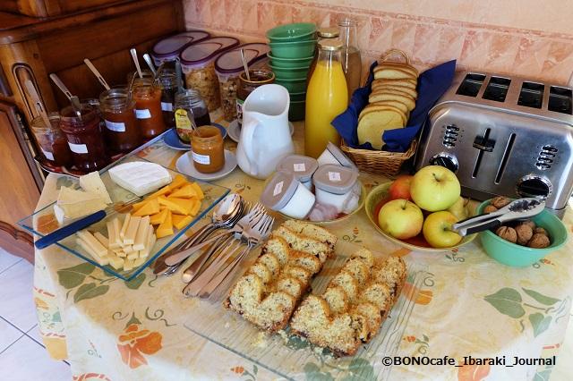 BONOcafeさんフランスで朝食DSCF4456