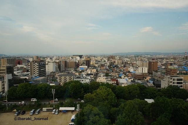 茨木市役所から市街地1DSC05243
