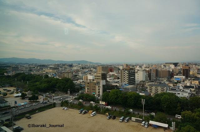 茨木市役所から市街地2DSC05244