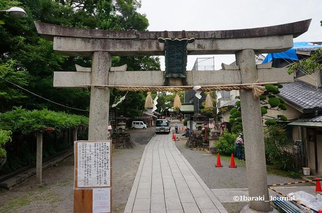 茨木神社6月29日DSC05403