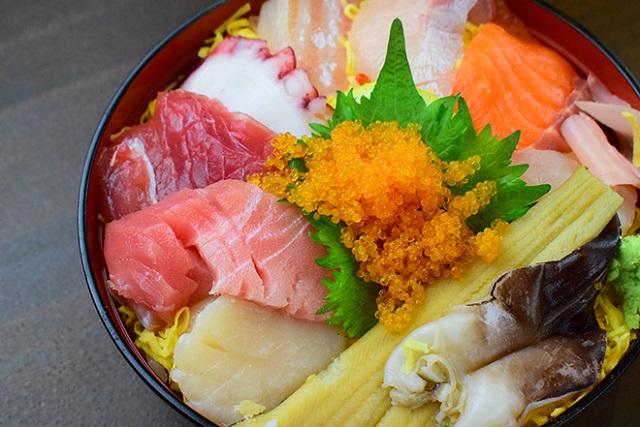 海鮮丼(並_980-)