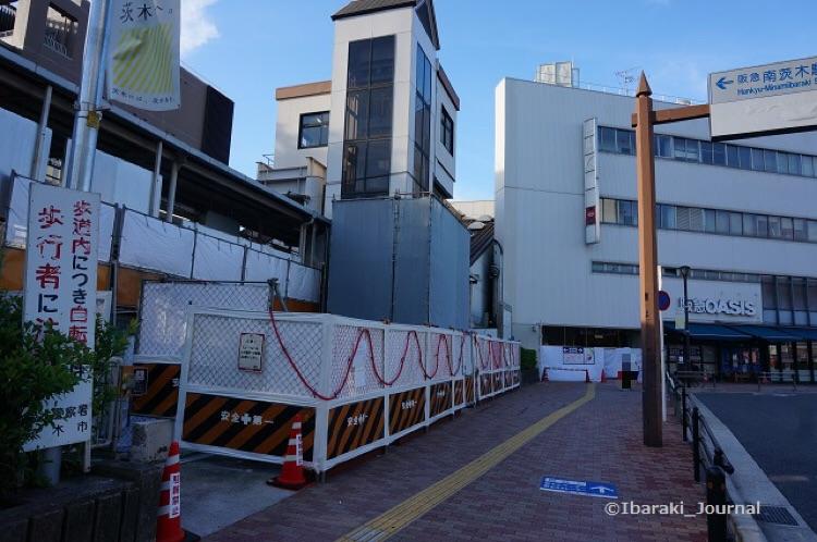 南茨木駅東側駐輪場DSC05508