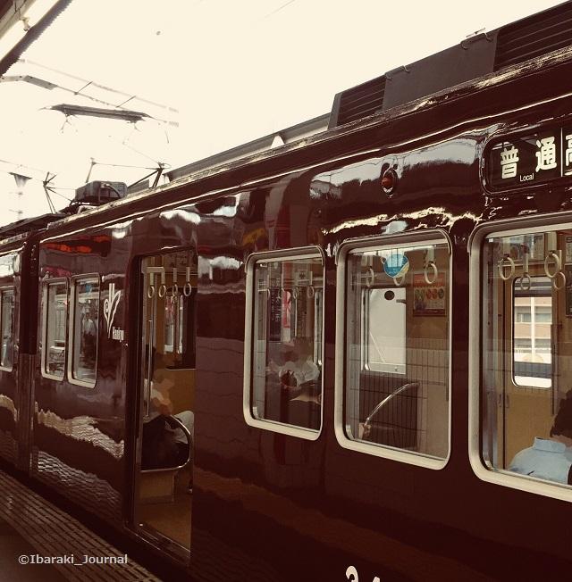 阪急電車普通電車