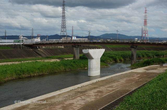 6月あけぼの橋6月の様子DSC05413