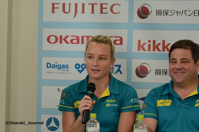 オーストラリア選手の挨拶1DSC_4882