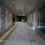 JR総持寺駅9月からの展示2DSC06693
