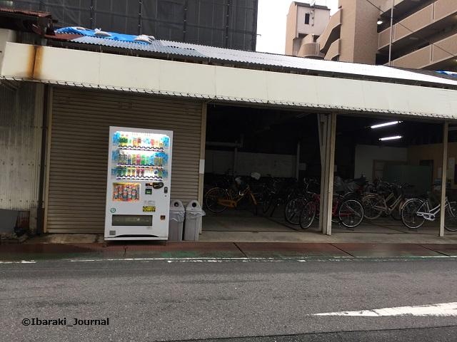 阪急ふじ駐輪場外観2IMG_4719