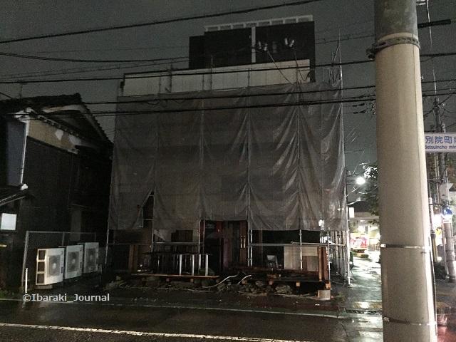 オステリアヤンバル閉店外観IMG_4526