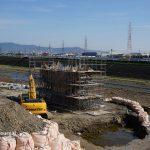 あけぼの橋工事3月1DSC02648