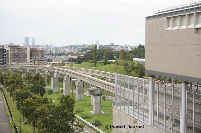 モノレール彩都駅から南方面DSC06441