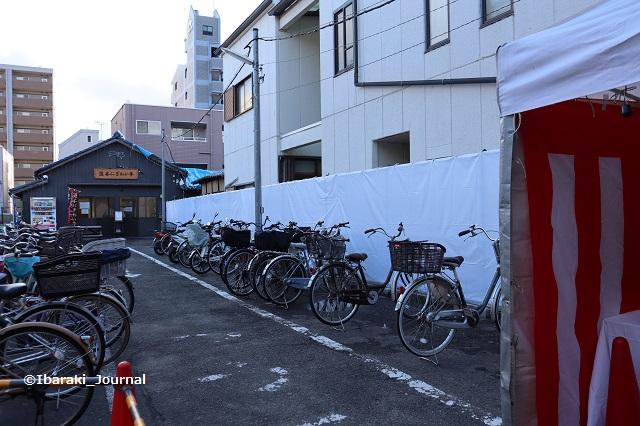阪急本通にぎわい亭駐輪場20181212IMG_7446