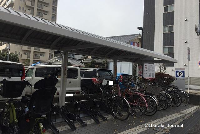郵便局駐輪スペース北側IMG_5515