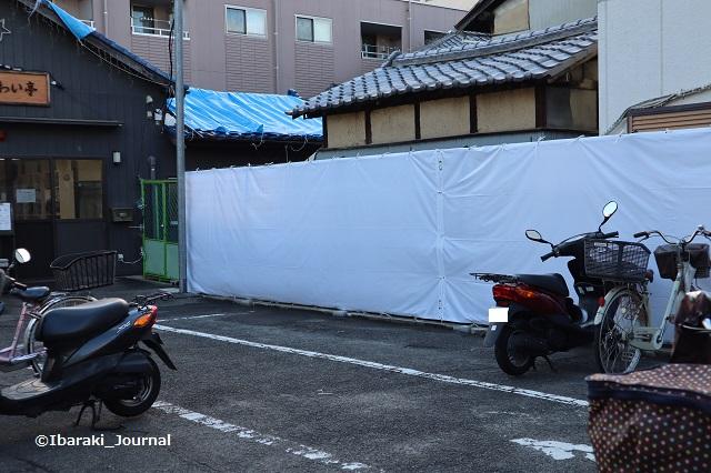 阪急本通にぎわい亭駐輪場2018年12月IMG_7444