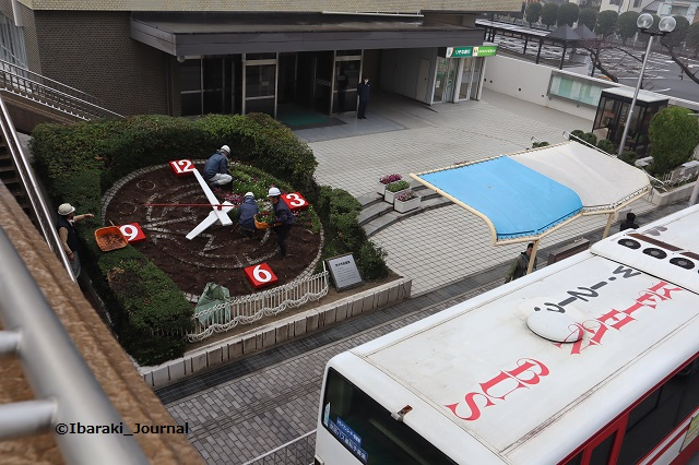 7花時計のそば京阪バスIMG_7609