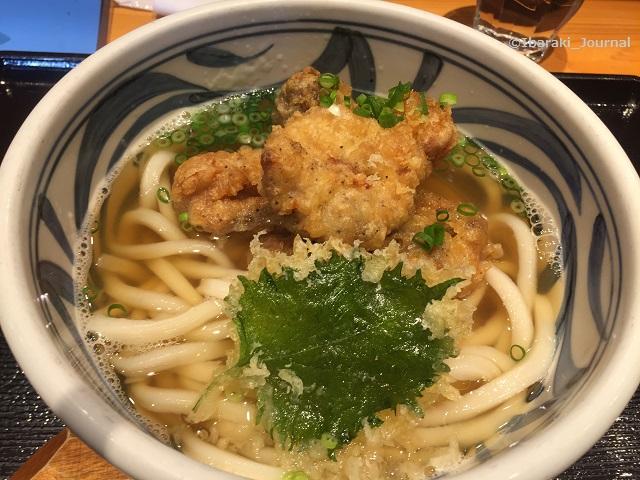 唐庵鶏天うどんアップIMG_6316