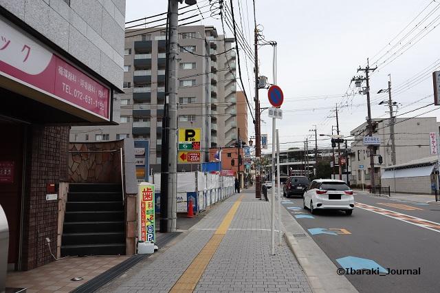 東西通りから高松パーキングへIMG_8128