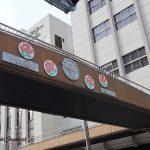 市民会館と市役所の歩道橋IMG_8508