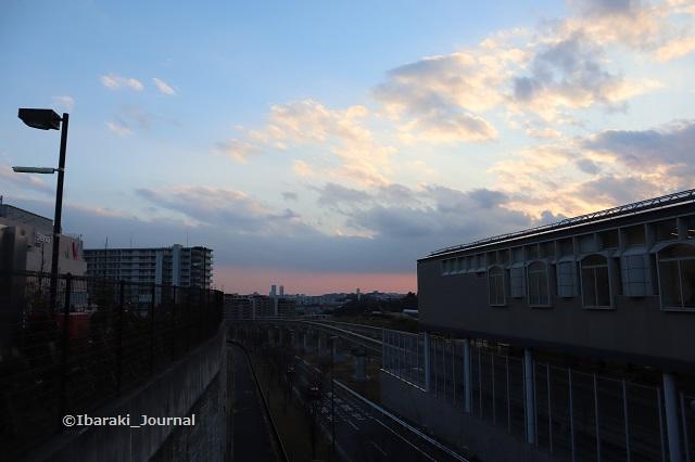 彩都西駅モノレールのところから風景IMG_8656