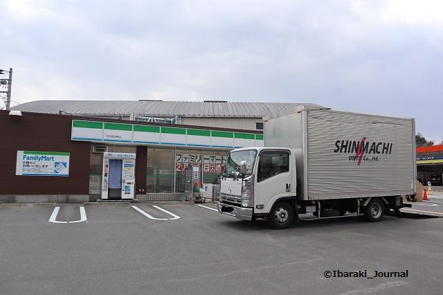 2ファミマ西河原店工事正面からIMG_8740