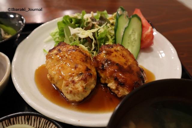 かやま食堂ランチ豆腐バーグIMG_8689